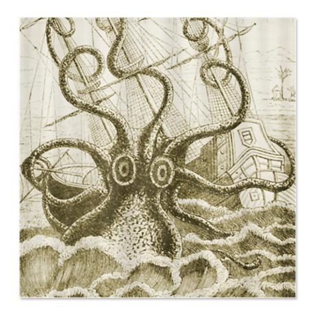 The old Kraken