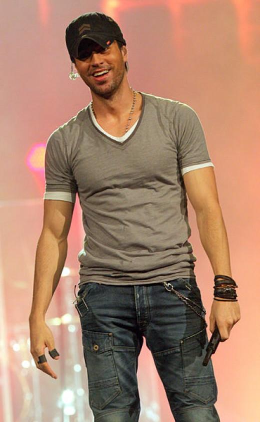 Enrique Iglesias Euphoria World Tour 2011.