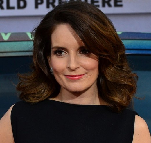 English: Actress Tina Fey at the Muppets Most Wanted Premiere at the El Capitan Theater in Hollywood on March 11, 2014