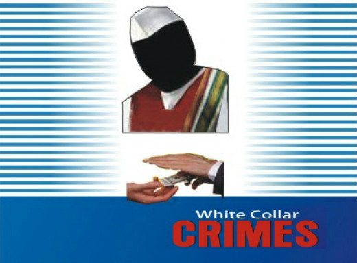 Indian politicians are the main cause behind white collar crime