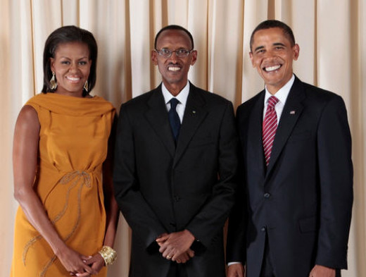 Obama and Kagame