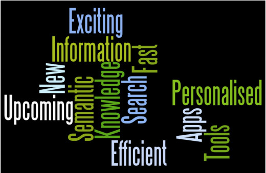 Here are some words that describe semantic search...intuitive, fast and speedy.