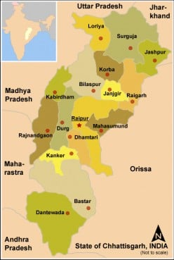 2014 Loksabha in Chhattisgarh