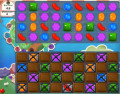 Candy Crush Level 56 - Annoying Chocolates!