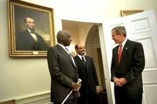 Daniel arap Moi - The Second President of Kenya