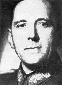 Generalmajor Gunther von Goeckel