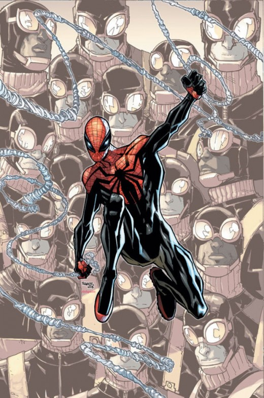 Otto Octavius as Superior Spider-Man