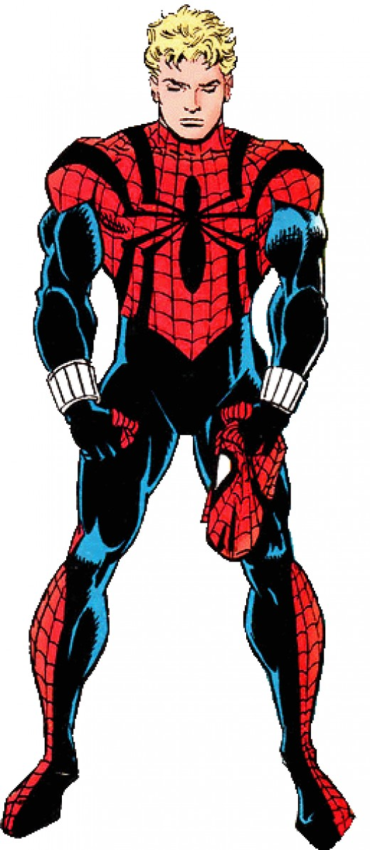 Ben Riley as Spider-Man