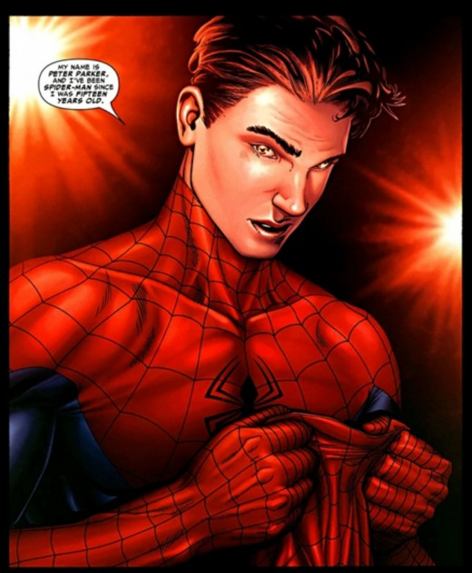 Peter Parker reveals he is Spider-Man
