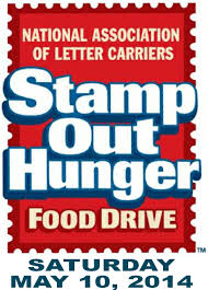 Save the date: May 10, 2014 is your chance to donate food that will directly benefit locals in need.