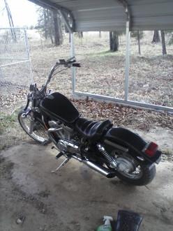 Motorcycle TLC: My 1988 Suzuki Intruder VS750