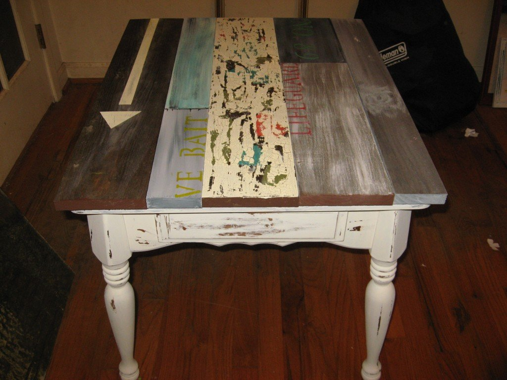 Diy Reclaimed Wood Furniture Easy Faux Finishes For