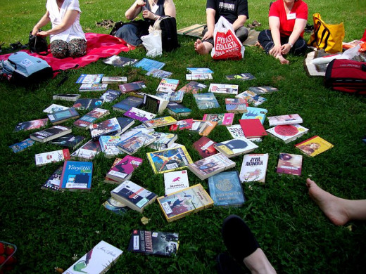 A BookCrossing Meet up in Poland