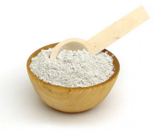 Bentonite clay is a great natural detoxifier.