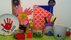 Easy Homemade Teacher Gifts