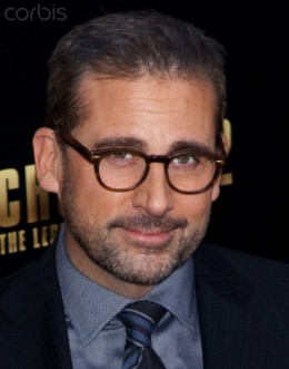 Steve Carell, of the Office fame.