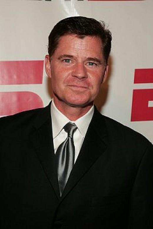 Dan Patrick, formerly of ESPN, and friend of Adam Sandler