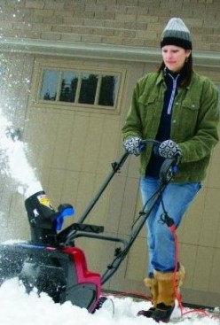 Best Electric Snow Blowers 2016