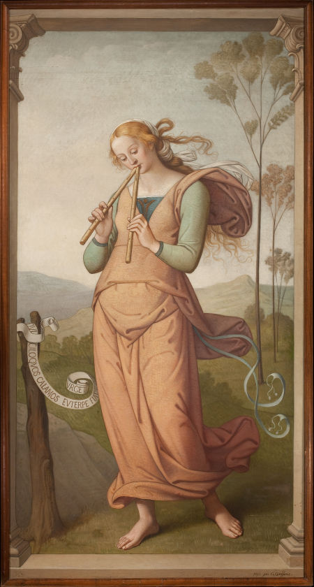 Euterpe, Muse of Poetry