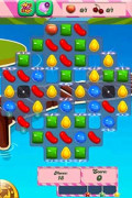 Candy Crush Level 137 - Teleporters Gone Crazy!