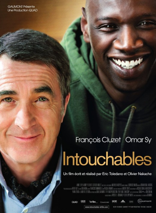 Intouchables movie poster.