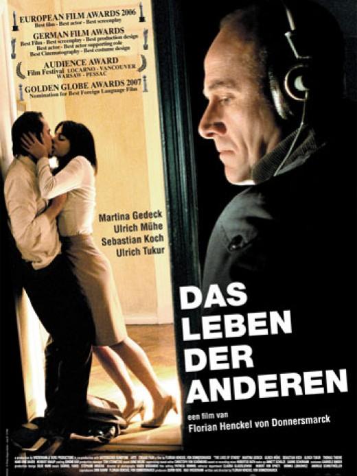 Das Leben der Anderen movie poster.