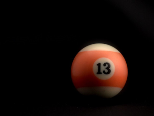 Most people consider the number 13 as unlucky, but there are some who consider the number very lucky