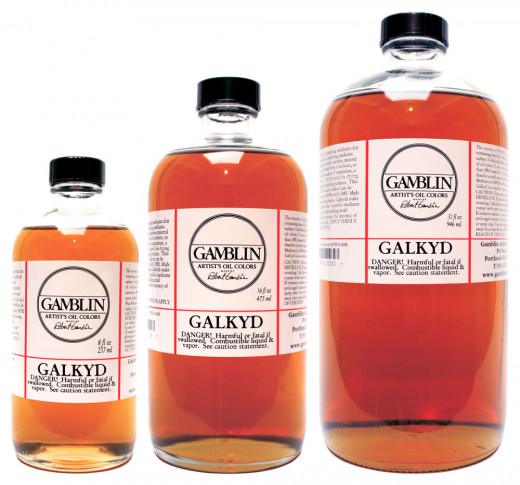 Galkyd, made by Gamblin, is one of the better known alkyd mediums