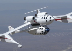 Virgin Galactic, Scaled Composites and Their SpaceShipTwo and White Knight Rocket System