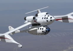 Virgin Galactic and Their SpaceShipTwo and White Knight Rocket System