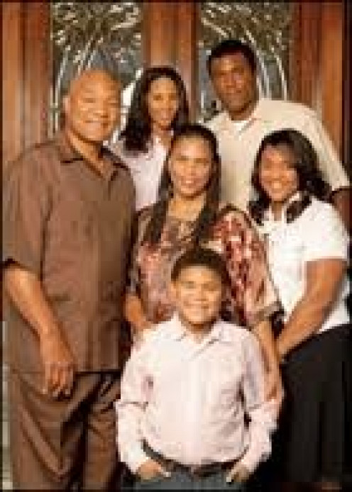 George Foreman had a reality comedy show about his home life in 1993 but unfortunately it only aired a few episodes before it was canceled.
