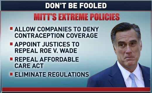 We showed Mitt and the GOP what we thought of their plan, Let's not throw in the towel NOW!