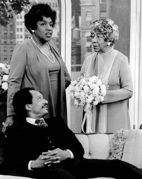 The Jeffersons was a hit sitcom that aired in the late 70's and early 80's.