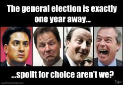 WE need a new Politics!