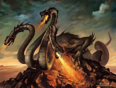 3-Headed Dragon