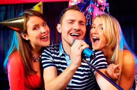 If you find some friends through karaoke, it can be a lot of fun practicing different songs together for a karaoke blast!
