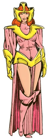 Madelyne Pryor Anodyne Costume