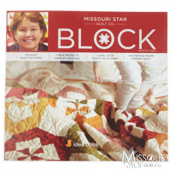 """Block"" by Missouri Star Quilt Company - a Review"