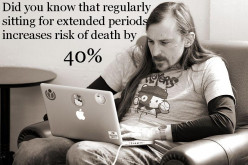 The Health Risks of Sitting