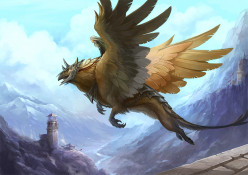 Mythical Creatures - Gryphons and Hippogriffs