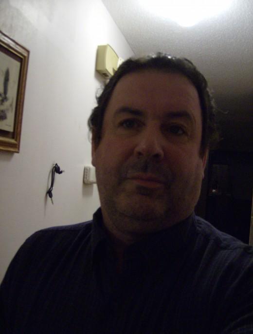 The Author, M. O. Jones