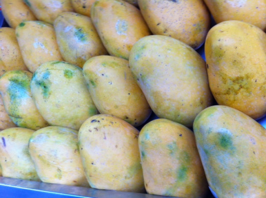 Mango Mania The king of fruits!