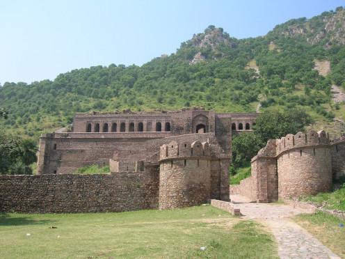 Bhangarh Fort- Rajasthan-India