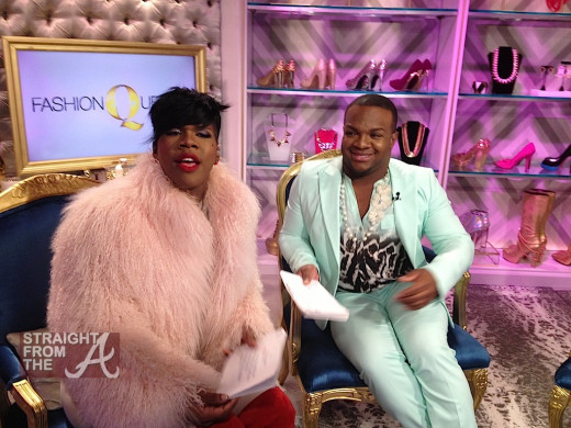 "Two renowned Atlanta hairstylists talk fashion on the hit Bravo series ""Fashion Queens"""