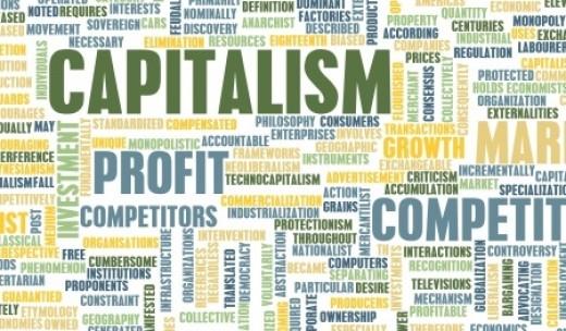 Communism crumbled.  Maybe Capitalism did, too.