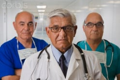 Some doctors and surgeons are too old to work anymore.