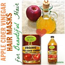 Best Apple Cider Vinegar Hair Mask Mixes| ACV Hair Mask Solutions
