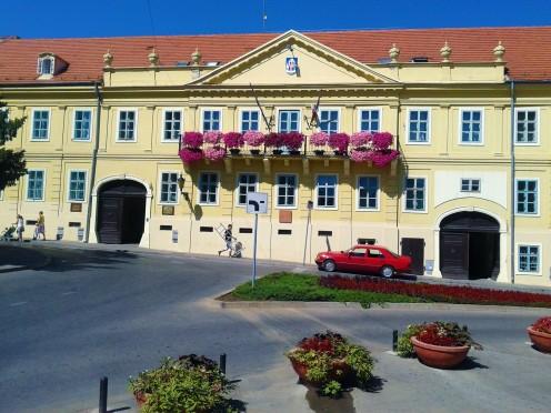 Sremski Karlovci City Hall.