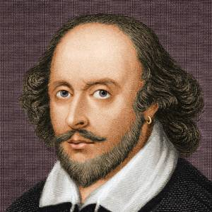 William Shakespeare (c. 1564–1616)