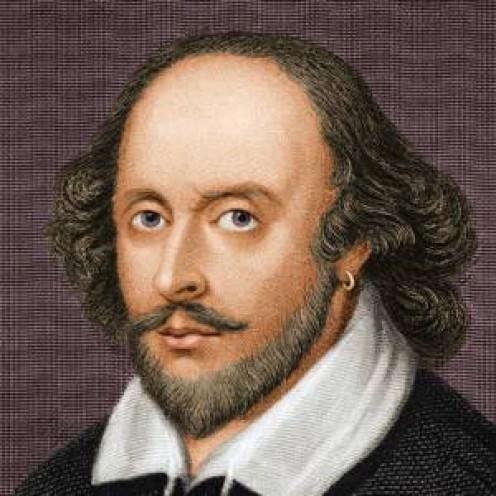 William Shakespeare (c. 1564–1616)
